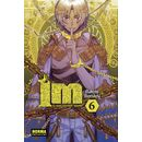 Im: El sumo Sacerdote Imhotep #06 Manga Oficial Norma Editorial
