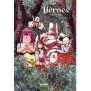 Heroes Manga Oficial Norma Editorial