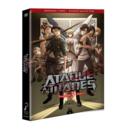 Ataque A Los Titanes Temporada 3 Parte 1 DVD