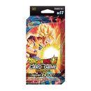 Dragon Ball Super CARD GAME TCG Saiyan Boost Expansion Set BE17 (English)