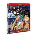One Piece El Gran Soldado Mecanico del Castillo Karakuri Bluray