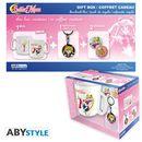 Taza, Llavero y Chapas Bunny Sailor Moon