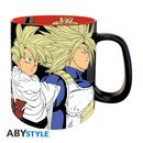 Saiyans VS Cyborgs Mug Dragon Ball Z