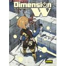 Dimension W #15 Manga Oficial Norma Editorial (Spanish)
