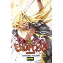 Twin Star Exorcists #16 Manga Oficial Norma Editorial
