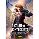 El Conde de Montecristo (Spanish) Manga Oficial Norma Editorial