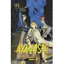 Ayanashi #04 Manga Oficial Norma Editorial