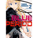 Blue Period #02 Manga Oficial Milky Way Ediciones
