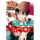 Blue Period #08 Manga Oficial Milky Way Ediciones