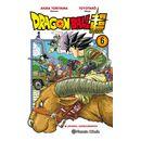 Dragon Ball Super #06 Manga Oficial Planeta Comic