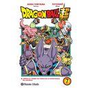 Dragon Ball Super #07 Manga Oficial Planeta Comic