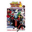 Super Dragon Ball Heroes #02 Manga Oficial Planeta Comic