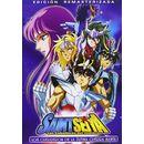 Saint Seiya: Los Guerreros De La Última Guerra Santa DVD