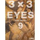 3 X 3 Eyes #09 Manga Oficial Ivrea