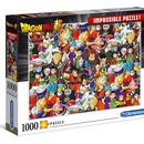 Characters Puzzle 1000 Pieces Dragon Ball