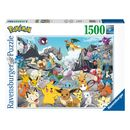 Pokémon Classics Puzzle 1500 Pieces