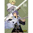 Final Fantasy Type 0 - El Verdugo de Hielo #04 Manga Oficial Norma Editorial