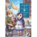 El Raton de Biblioteca #03 Manga Oficial Kitsune Manga (Spanish)