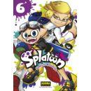 Splatoon #06 Manga Oficial Norma Editorial