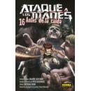 Ataque a los Titanes: Antes de la Caída #16 Manga Oficial Norma Editorial