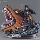 Madara Uchiha HQS + Naruto Shippuden Statue