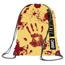 Bag GYM Walking Dead Logo