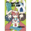 Qué torpe eres, Ueno #03 (spanish) Manga Oficial Ediciones Babylon