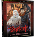 Berserk Golden Age Arc I - Egg of the Supreme Ruler Collector's Edition Bluray
