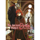 The Ancient Magus Bride #12 Manga Oficial Norma Editorial (Spanish)