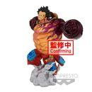 Monkey D Luffy Gear 4 Figure One Piece Super Master Stars Piece The Brush