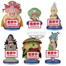 Figura Wano Kuni Vol 7 One Piece WCF Set