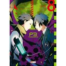 Persona 3 #08 (spanish) Manga Oficial ECC Ediciones