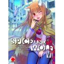 Spice And Wolf #06 Manga Oficial Panini Manga
