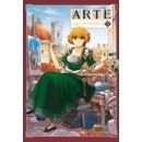 Arte #01 Manga Oficial Arechi Manga