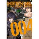 Ghost In The Shell: Stand Alone Complex #04 Manga Oficial Planeta Comic