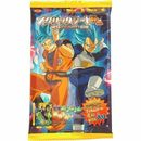 Chicle y Lámina Metálica Dragon Ball Super