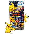 Pokemon Bubble Gum with Sticker Cola Flavor