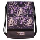 Bolsa Gym Thanos Vengadores Marvel Comics