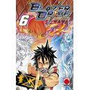 Blazer Drive #06 Manga Oficial Panini Manga