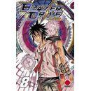 Blazer Drive #08 Manga Oficial Panini Manga