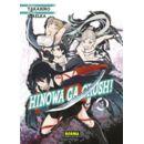 Hinowa Ga Crush! #04 Manga Oficial Norma Editorial