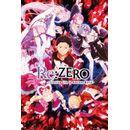 Key Art Re: Zero  Poster 61 x 91 cm