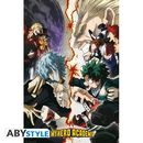 Heroes VS Villains My Hero Academia Poster 91,5 x 61 cms