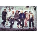 Poster BTS Bed 91,5 x 61 cms