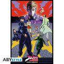 Poster Diamond Is Unbreakable Jojo's Bizarre Adventure 91,5 x 61 cms