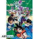 Dragon Ball Z Poster Freezer Group Arc 91,5 x 61 cms