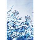 Poster Marc Allante The Crashing Waves