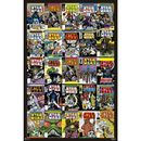 Star Wars Classic Poster Comic Covers 91.5 x 61 cms