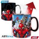 Spiderman Multiverse Thermal Mug Marvel 460ml