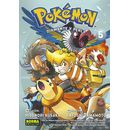 Pokémon - Diamante y Perla #05 (Spanish) Manga Oficial Norma Editorial
